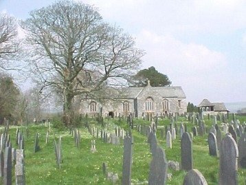 Cornwood Church Yard